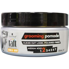 Taft Full On Grooming Pomade 85ml