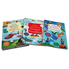 The Usborne English Dictionary Boxset