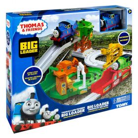 Thomas & Friends Big Loader, Sodor Delivery Playset