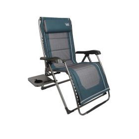 Timber Ridge Zero Gravity Lounger Chair 136kg Weight Capacity
