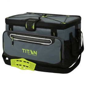 Titan Deep Freeze 48-Can Zipperless Cooler
