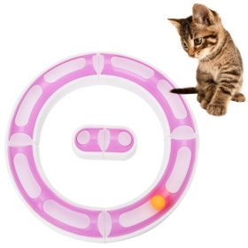 Top Rank Interactive Chase Ball Toy For Cats
