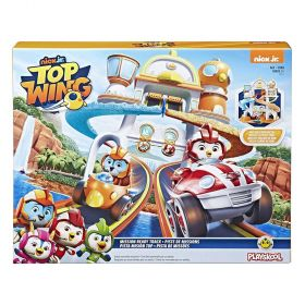 Top Wing Mission Ready Track Playset