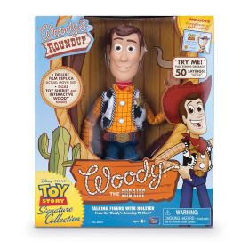 Toy Story 4 Sheriff Woody 16 Inch Signature Collection figure