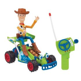 Disney Toy Story RC Buggy With Sheriff Woody