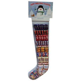 Giant Christmas Stocking With 100 Chocolate