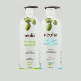 Neolia Fortifying Olive Oil­ Shampoo And Conditioner 1Litre