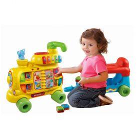 Vtech Baby Push And Ride Alphabet Train