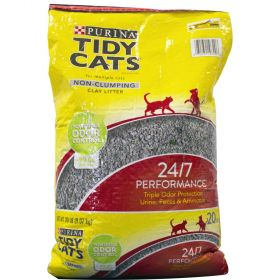 PURINA 9.07KG Tidy Cats Litter Non-Clumping Clay Litter