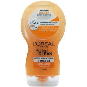 Loreal Perfect Clean Gentle Apricot Scrub 150mL