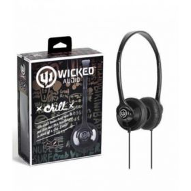 Wicked Audio Chill Stereo Hi-Fi Headphones