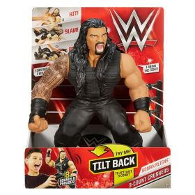 WWE 3 Count Crushers Roman Reigns Action Figure