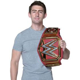 WWE Authentic Replica World Universal Champion Championship Belt