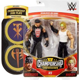 WWE Championship Showdown Battle Pack: Undertaker & Jeff Hardy