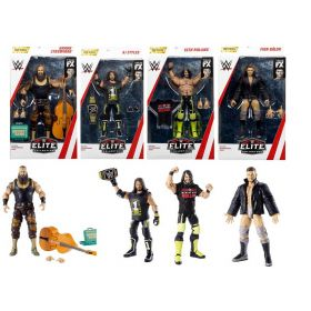 WWE Elite Collection True FX Assorted Figures