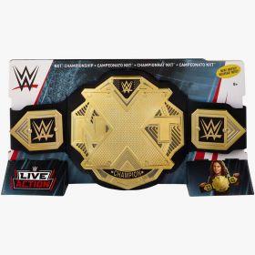 WWE NXT Championship Title Belt