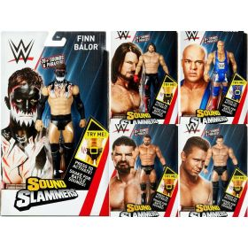WWE Sound Slammers Action Figure Assorted