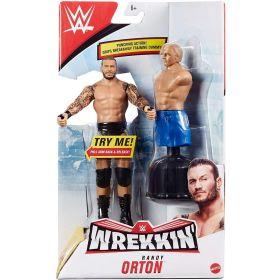 WWE Wrekkin Figure – Randy Orton