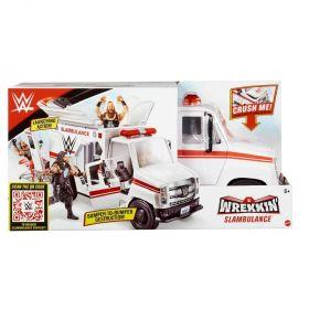 WWE Wrekkin Slambulance