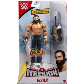 WWE Wrekkin Elias Action Figure