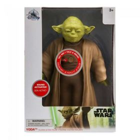 Yoda Star Wars Talking Action Figure with Lightsaber